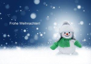 Frohe Weihnachten - Weihnachtspause bei Freund statt fremd - © pixabay.com