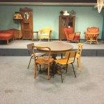 Cafe-Raum mit Bühne im Lui20 mieten