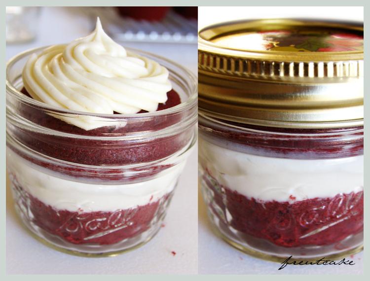 DIY: Cupcake In A Jar