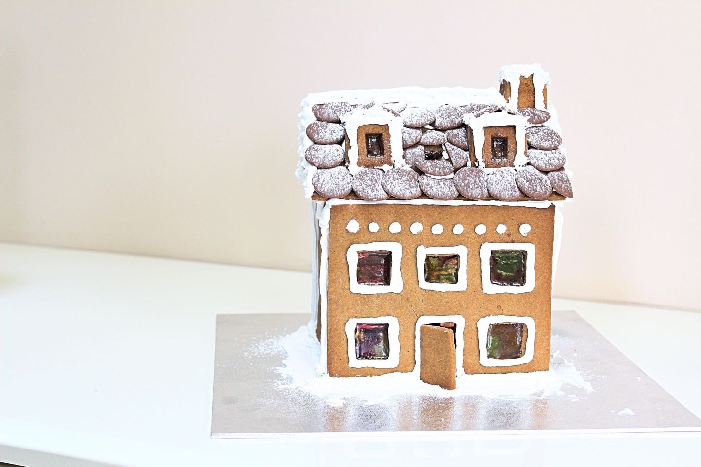Bake & Build Your Own Gingerbread House | FOOD | FREYA WILCOX