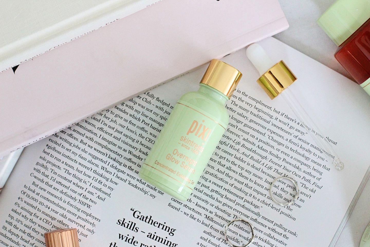 Review: Pixi Beauty Products | BEAUTY | FREYA WILCOX