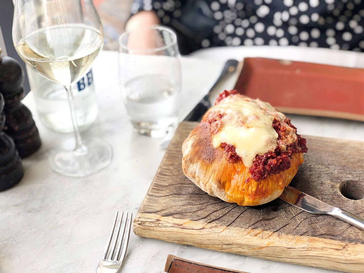 Review: Dinner at the Duck and Waffle | LONDON | FREYA WILCOX