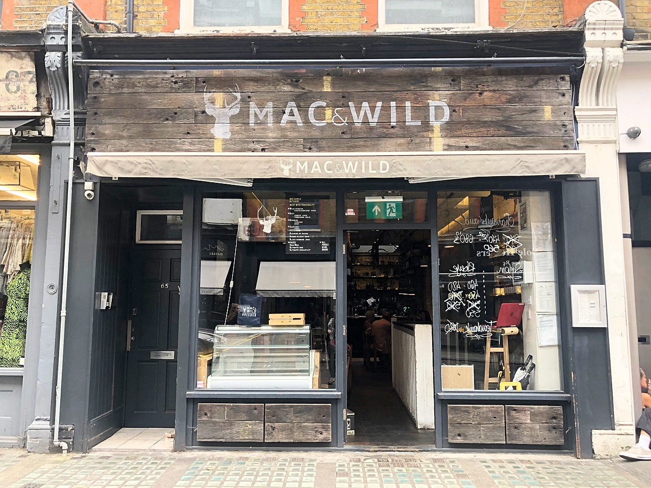 Review: Bottomless Brunch at Mac & Wild, Fitzrovia | FOOD | FREYA WILCOX