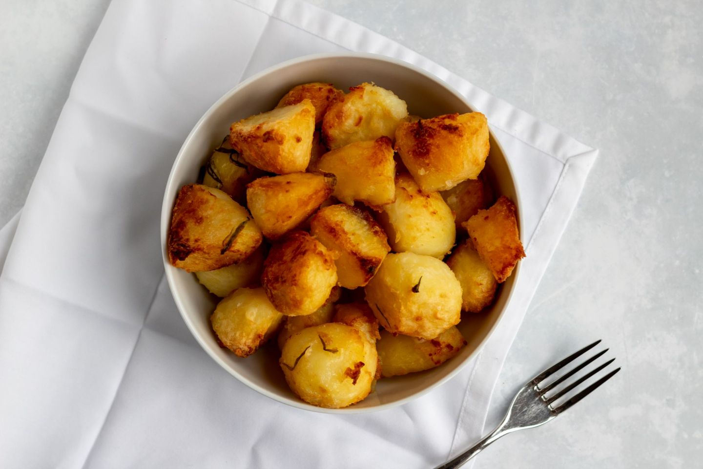 Recipe: Crispy, Golden Roast Potatoes | FOOD | FREYA WILCOX