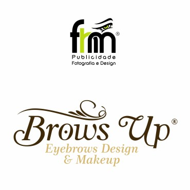 Logotipo Brows Up