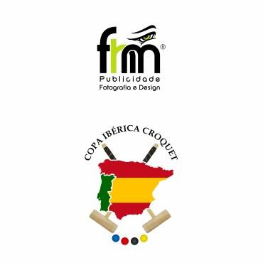 Logotipo Copa Ibérica Croquet