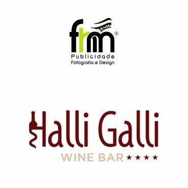 Logotipo Halli Galli