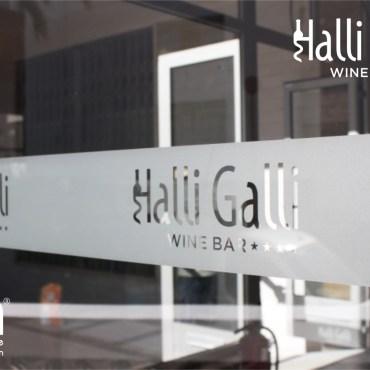 Decoração de Vidros Halli Galli