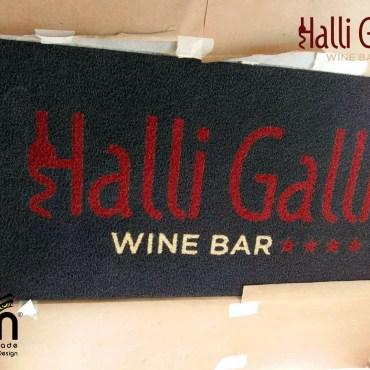 Tapete Halli Galli – Wine Bar