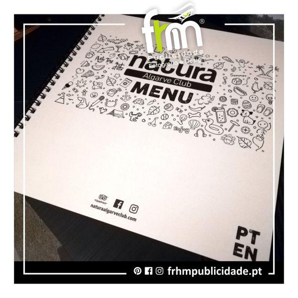 Ementas/Menus Natura Algarve Club