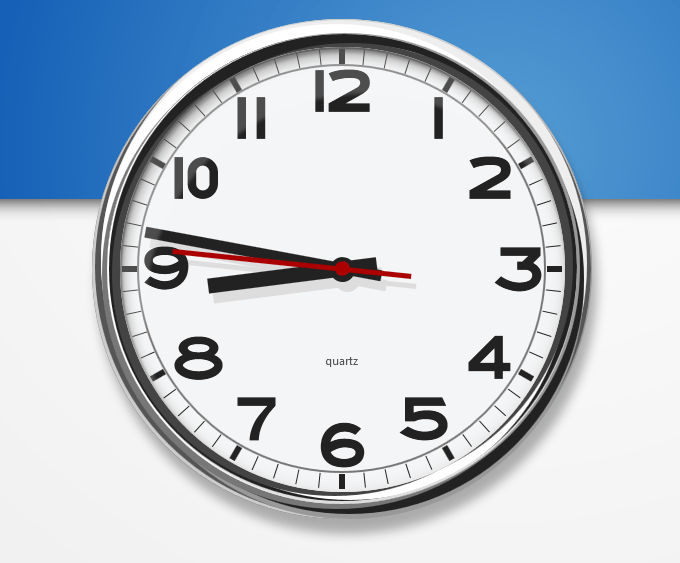 Wall Clock Pure CSS3 - - Fribly