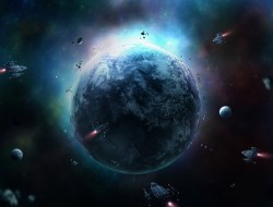 Deliver us from evil wallpapers fribly for Outer space scene