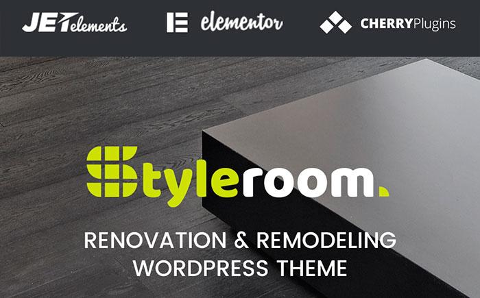House Renovation WordPress Theme