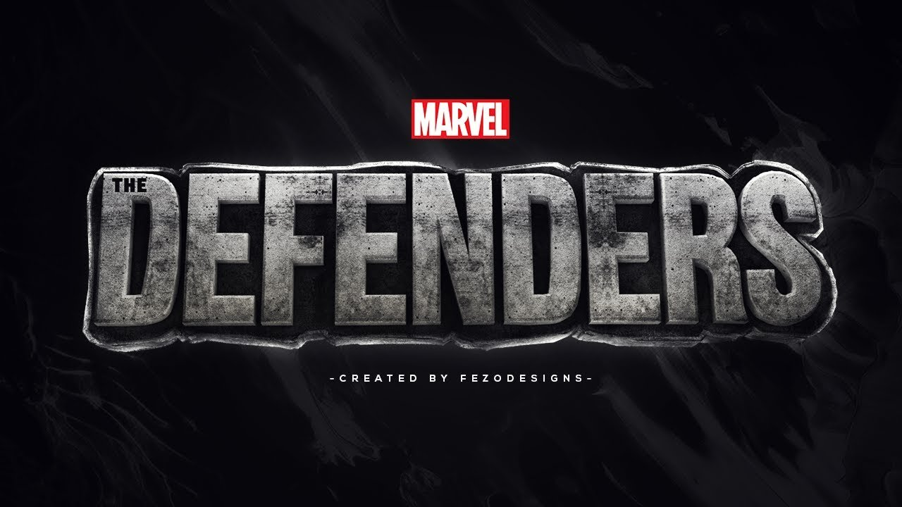 Create the defenders 3d text effect in photoshop tutorials fribly how to create the defenders 3d text effect in adobe photoshop and cinema 4d baditri Images