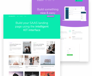 Free Bootstrap UI Kit