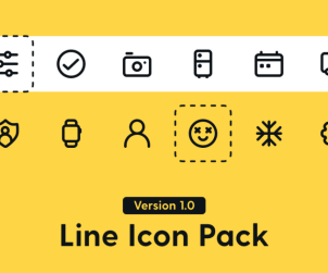 Line Icon Pack