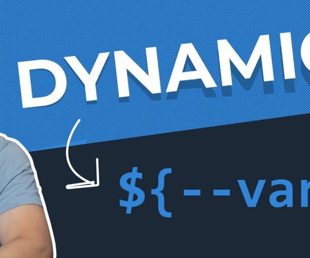 Make Your CSS Custom Properties Dynamic