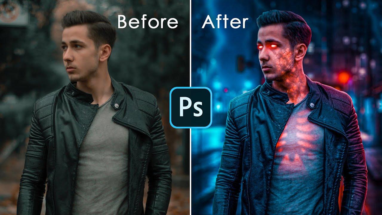 Inside Glow Effect in Photoshop