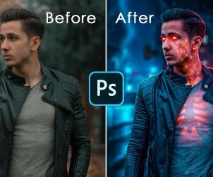 Inside Glow Effect in Photoshop