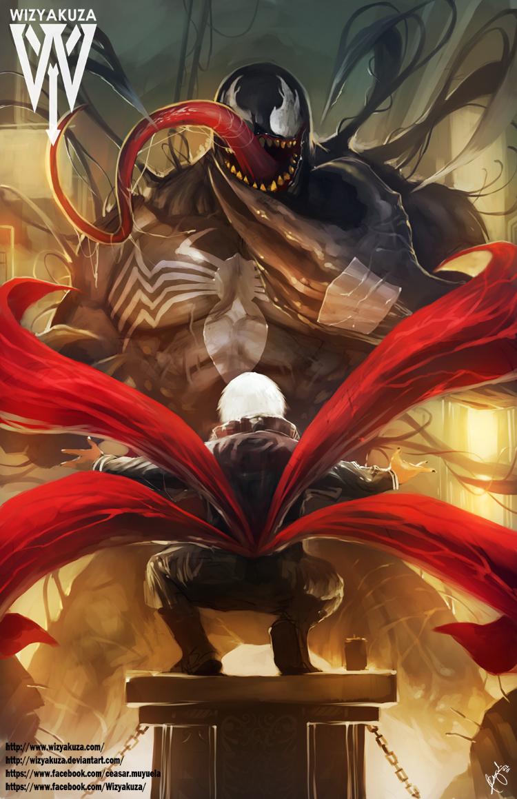 The Impressive Fan Art of wizyakuza