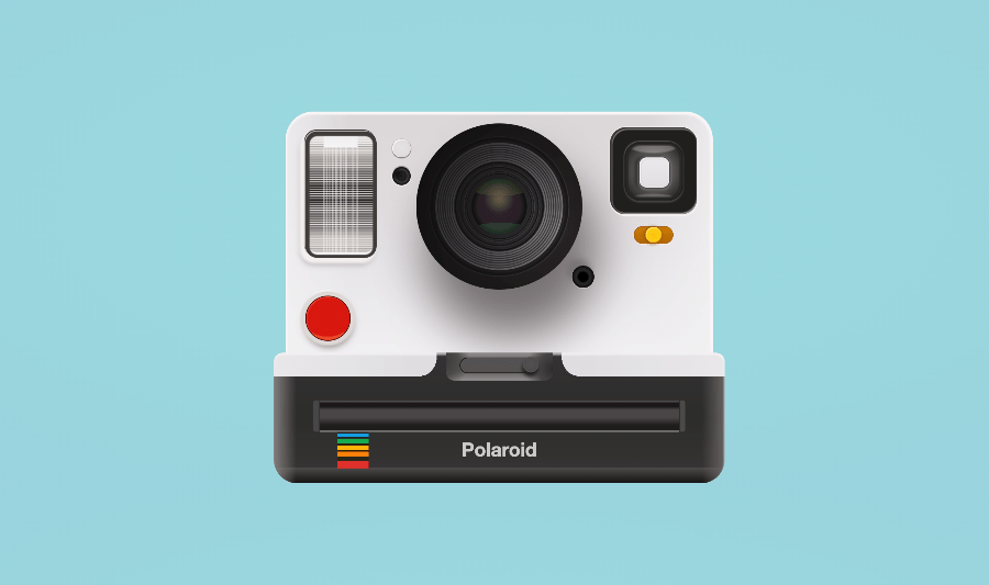 Create a Polaroid Camera with CSS