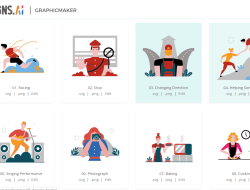 Designs.ai Free Customizable Illustrations