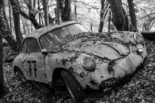 Foto: Wolfgang Fricke | Location: Autoskulpturenpark im Neandertal