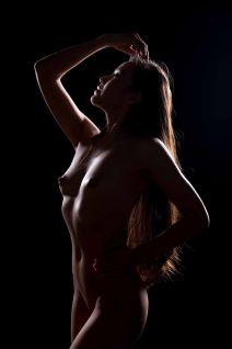 Foto: Wolfgang Fricke | Model: Taisia | aus einem Workshop mit Stephanie & Frank Eckgold