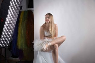 Foto: Stephanie Eckgold | Making of aus einem Shooting mit Raffaela