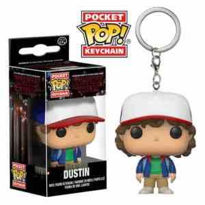 Pocket Pop! Keychain Justin Stranger Things