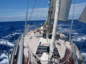 Nice sailing.