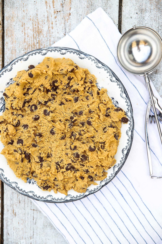 Cookie dough att äta