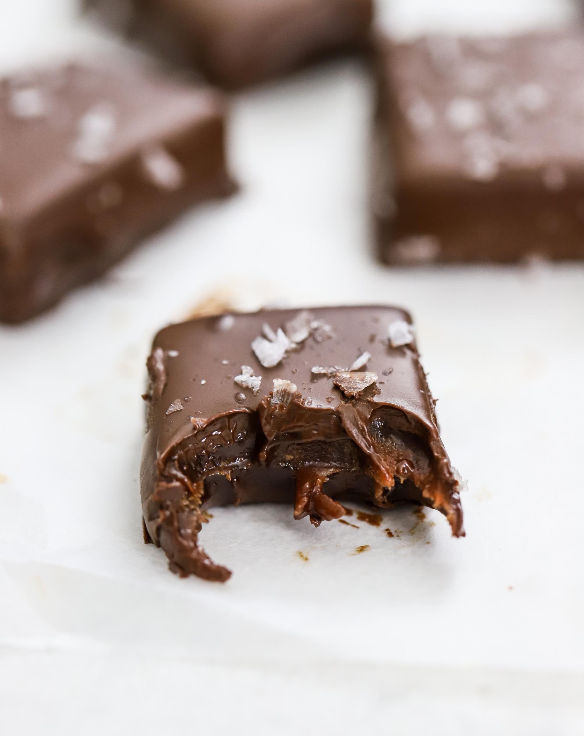 vegansk chokladkola