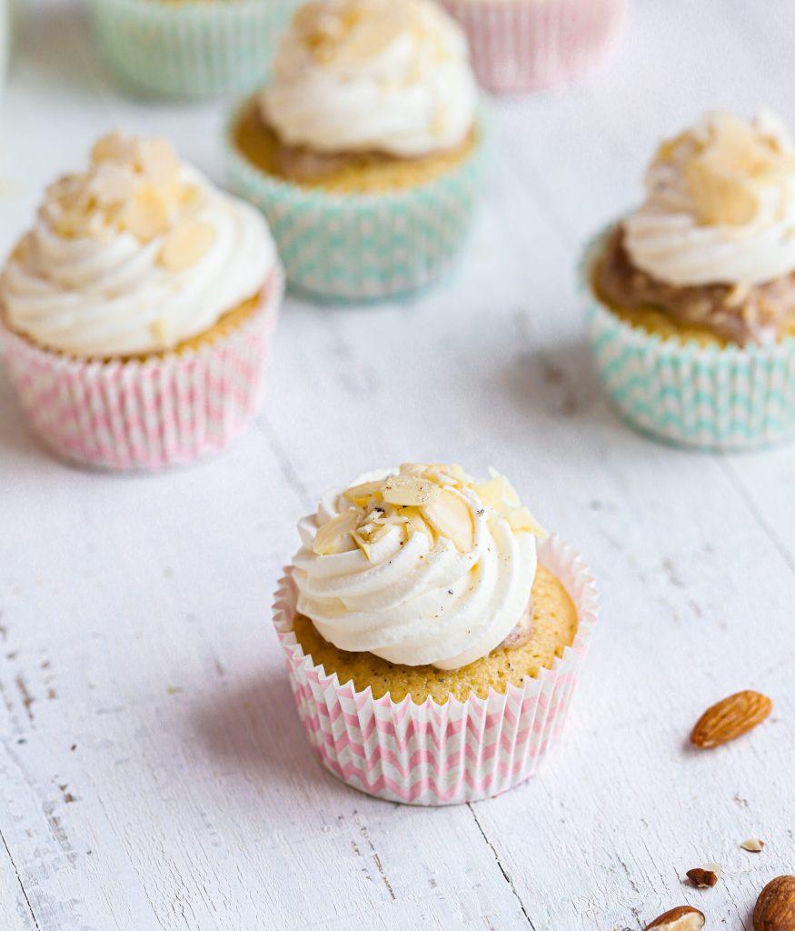 Glutenfria Semmelcupcakes