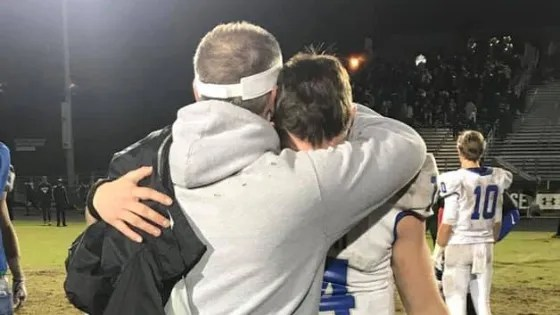 It's okay to be okay when coaching is not