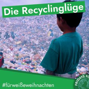 Read more about the article Türchen 17: Die Recyclinglüge