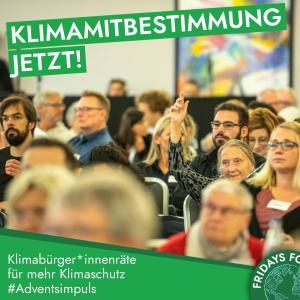 Türchen 6: Klimabürger*innenräte