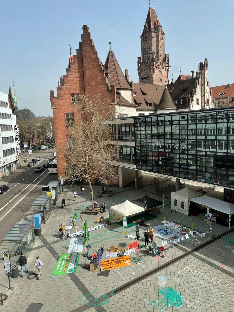 Offener Brief an das Ordnungsamt Saarbrücken