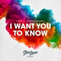 ZEDD ft. Selena Gomez - I Want You To Know (Steve James Remix)