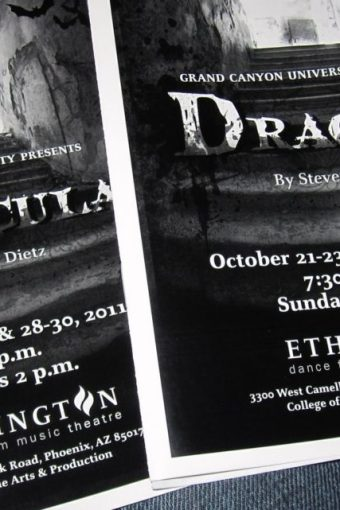 Halloween: Local Theater Brings On the Creepy