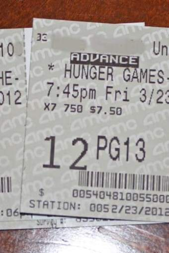 Hunger Games- 2 Weeks Down, 2 to Go!