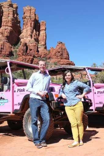 Sedona Getaway: Pink Jeep Tour