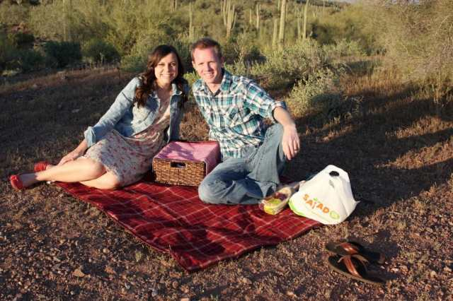 Romantic Sunset Picnic Date Ideas