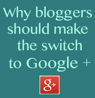 Fridaywereinlove.blogspot.com why to transition to G+ if you're a blogger