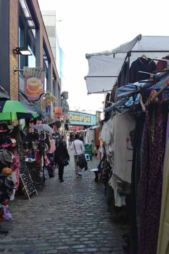 London Day 3: Camden Market