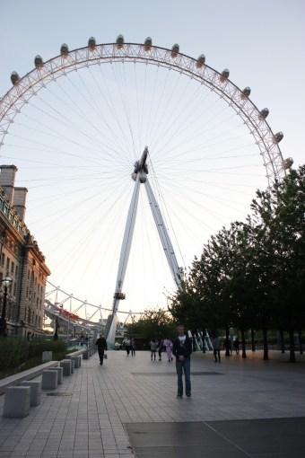 London Day 3: The London Eye