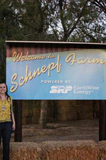 12 Months of Dates: October: Schnepf Farms Pumpkin and Chili Festival