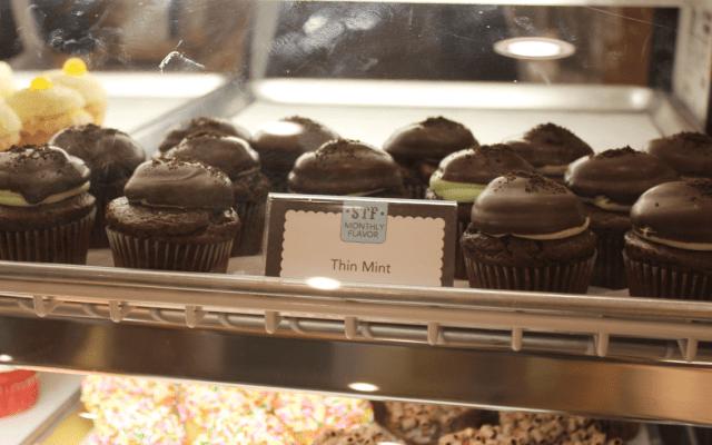 Cupcake shop in Gilbert AZ