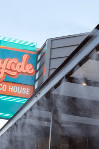 Joyride Taco in Downtown Gilbert