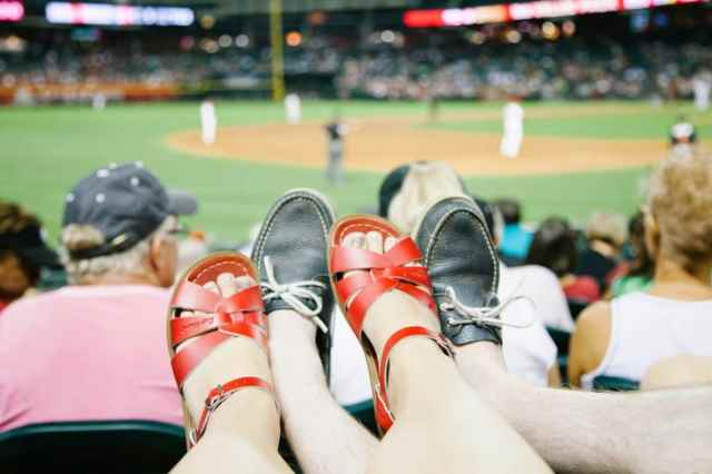 Summer Date Idea: Go to a baseball game